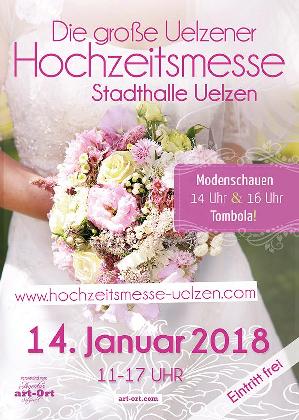 Hochzeitsmesse Uelzen 14. Januar 2018 Stadthalle Uelzen
