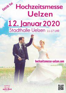 Hochzeitsmesse Uelzen 12. Januar 2020 Stadthalle Uelzen